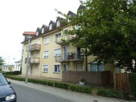 Für Studenten/Azubis: 1 Zimmer mit Balkon, Tiefgarage möglich!