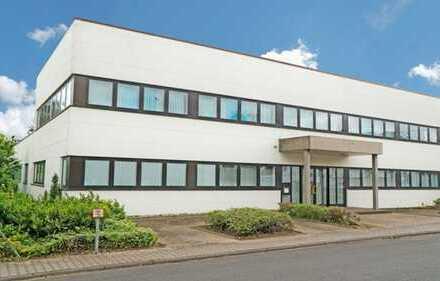 Großzügige, moderne Büro- und Lagerflächen mit idealer Anbindung inmitten des Rhein-Main-Gebiets!