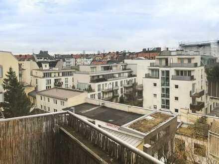 Top of Maxvorstadt - 3 Zimmer mit Südbalkon