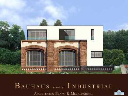 D I R T Y D A N C I N G . . . . Bauhaus-Loft meets Industrial