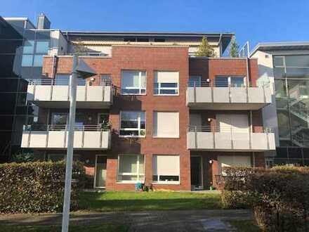 Seniorenwohnung mit traumhafter Gartenaussicht in der Wohnresidenz Franziskushof