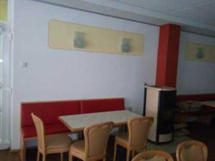 Café/Gaststätte mit Backstube für Filialbetrieb, Catering oder Einzelhandel zu vermieten