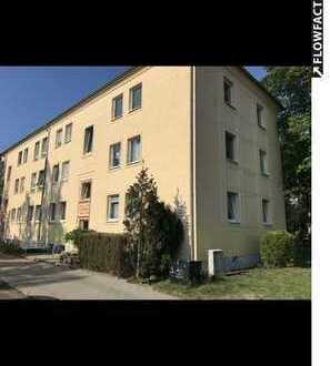 Frisch sanierte 3-Raum Wohnung