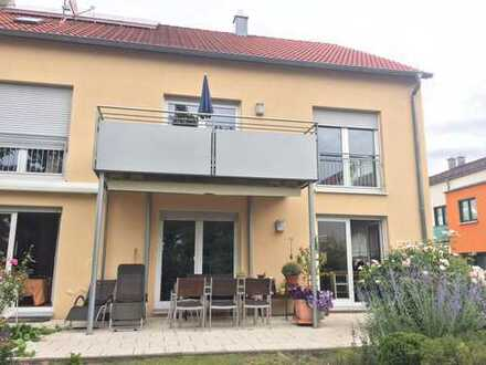 3 Zi-Neubauwohnung mit Balkon in Bestlage von Nbg.-Laufamholz