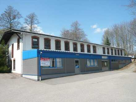 Flexibles Gewerbeobjekt ***Halle, Werkstatt, Lager***