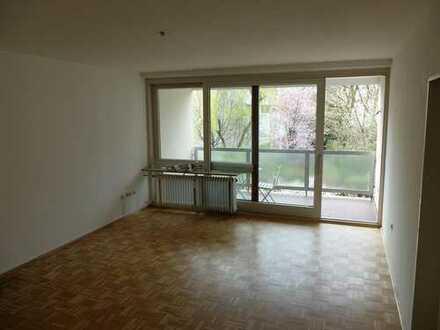 Altbogenhausen - Zwei Zimmer mit Südloggia in bester Lage!