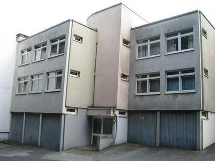 73 m³ Untergeschosswohnung in Hanglage