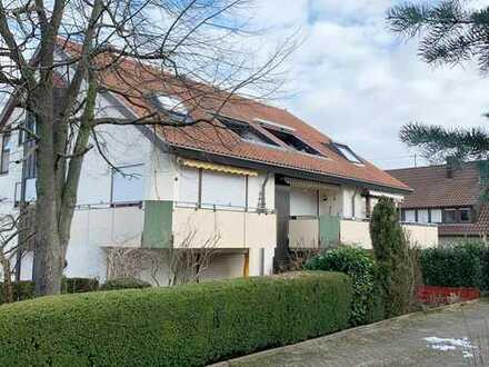 KAPITALANLAGE ! Renovierte, möblierte 1 Zimmerwohnung mit EBK und sonnigem Balkon