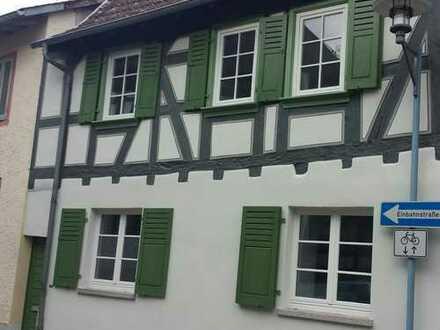 Gemütliches Fachwerkhaus in der Dieburger Innenstadt