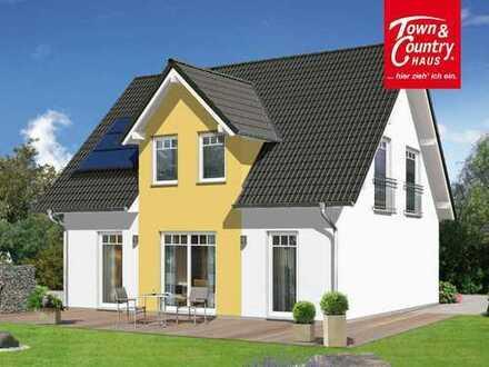 Das Haus mit Wohlfühlgarantie! Hauspreis inkl. Grundstück