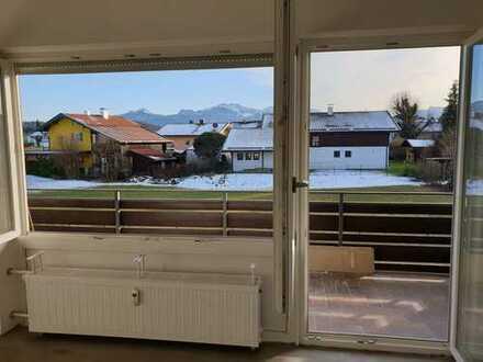 Erstbezug nach Komplettsanierung: hochwertige 3 Zimmerwohnung mit Südterrasse