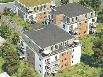 Haus B - baugleiche Etagenwohnungen