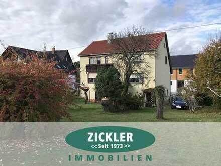 Gepflegtes Ein- bis Zweifamilienhaus in ruhiger Wohnlage von Reutlingen-Ohmenhausen - PRVOSIONSFREI