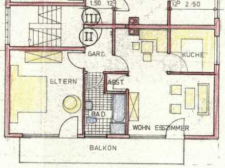 Helle zwei Zimmer Wohnung in Germersheim (Kreis), Rheinzabern
