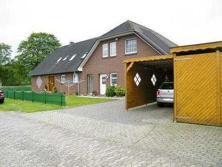 Großes gepflegtes Wohnhaus mit 3 Wohneinheiten und sehr guter Ausstattung