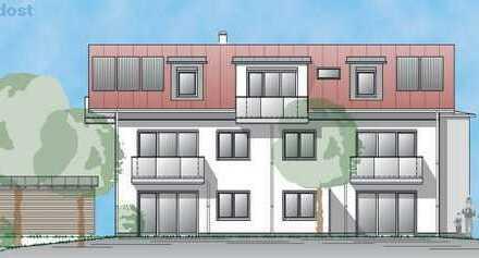 Hochwertige, moderne Neubauwohnung in kleiner Wohnanlage (101)