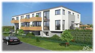 Moderne 2-Zimmer-Wohnung mit Süd-Balkon an der Singold