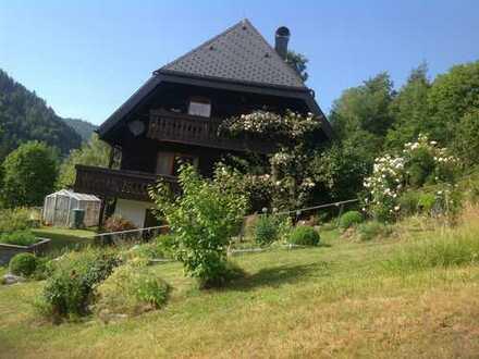 Wunderschöne Wohnung 3,5 ZKB in der besten Lage von Menzenschwand mit Talblick 85 qm