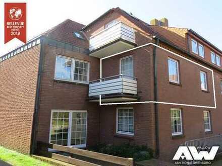 Eigentumswohnung mit Balkon nahe Kurplatz auf Juist!