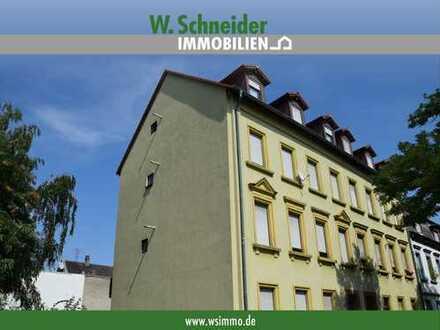 Mehrfamilienhaus mit 4 abgeschlossenen Wohnungen im Hessheimer-Viertel !!