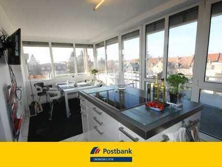 *** Penthouse mit beeindruckender Aussicht über Speyer ***