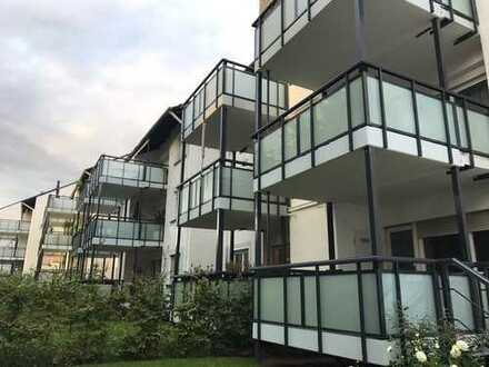 Schöne zwei Zimmer Wohnung nähe Campus in Aschaffenburg, Damm