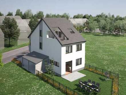Einfamilienhaus LU-Maudach -Haus Typ A-