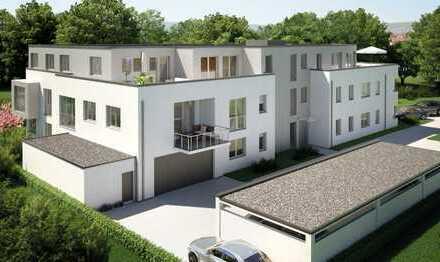 4-Zimmer-Wohnung mit Garten