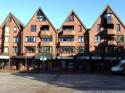 1-Zimmer-Wohnung am Marktplatz