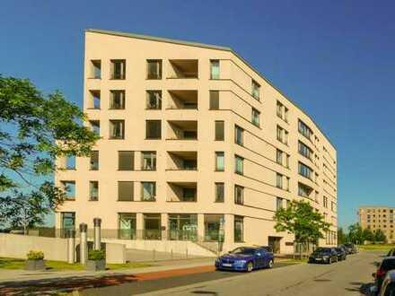 Geräumige 2-Zi-Wohnung mit separater Küche, direkt an der Weser