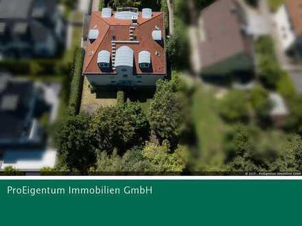 Moderne, hochwertig ausgestattete 4-Zi-ETW mit Südterrasse & Hobbyraum & 215 m² Garten