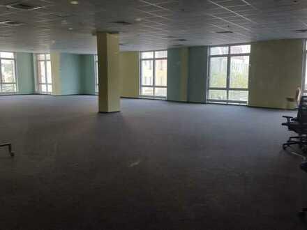 flexibel nutzbare Fläche im Lilienthalcenter