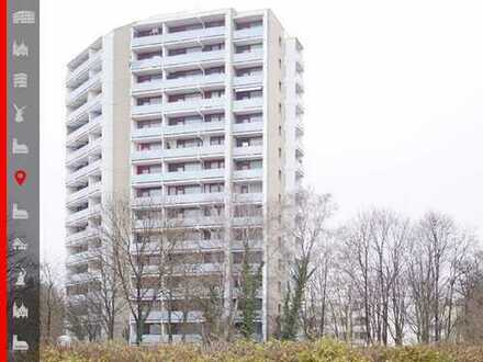 2,5-Zimmer-Wohnung mit reizvoller Aussicht - kurzfristig beziehbar