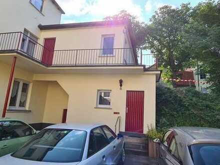 Erstbezug nach Sanierung: attraktive 2-Zimmer-Hochparterre-Wohnung mit EBK und Balkon in Hemer