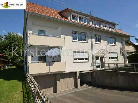 Sehr gepflegte 3-Zimmer-Wohnung mit 2 Balkonen, Garage, in kleiner Wohneinheit in bester Wohnlage!