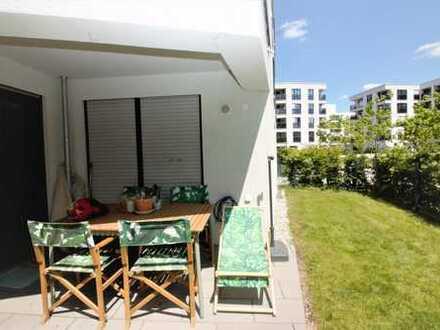 2,5 Zimmer-Wohnung zum Wohlfühlen in bester Nachbarschaft in S-Bahn Nähe, Aubing