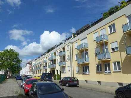 Neubau in Mockau-Süd...vermietete Eigentumswohnung mit Flair!