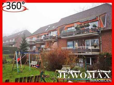 attraktive sanierte 1 Zimmer Dachgeschosseigentumswohnung mit Terrasse
