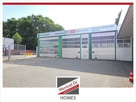 Gewerbefläche/ Werkstatt in zentraler Lage von Dortmund Kirchhörde zu vermieten