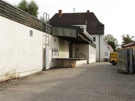 Geschäftshaus in Zentrumsnähe