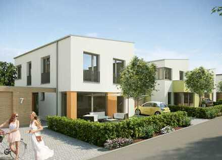 Modernes Wohnen im Gartencarré