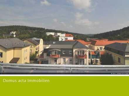 ++ TOP Invest im Kurort Bad Elster - Balkon und große Terrasse mit Traumblick ++