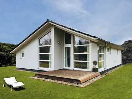 Löffelfertiges Ferienhaus inklusive Grundstück zu verkaufen