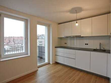 Stilvolle 2-Zimmer Wohnung mit Balkon am Nockherberg