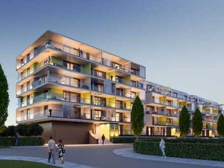 Well located new 3,5-room appartment (inclusive modern kitchen & south balcony) in Pforzheim