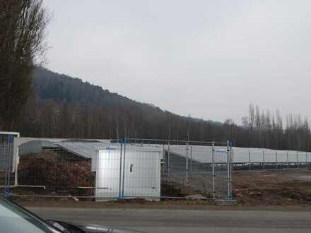 Gewerbliches Baugrundstück in Sonneberg