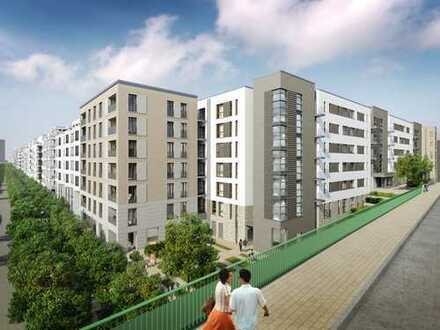 Moderne helle 3-Zimmer Wohnung mit schönem Balkon