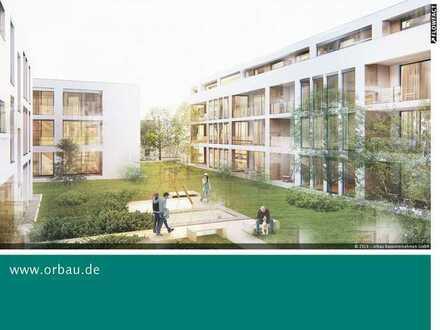 Oase Zollburg: Offen geschnittene 3-Zimmer-Wohnung
