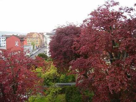Pforzheim - Mit AUFZUG - Tolles 2 Zi. Penthouse mit großer sonniger Dachterrasse - Nähe Messplatz