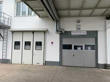 165 qm Halle und Produktion im Herzen von Dreieich-Sprendlingen, ideal für Durchstarter
